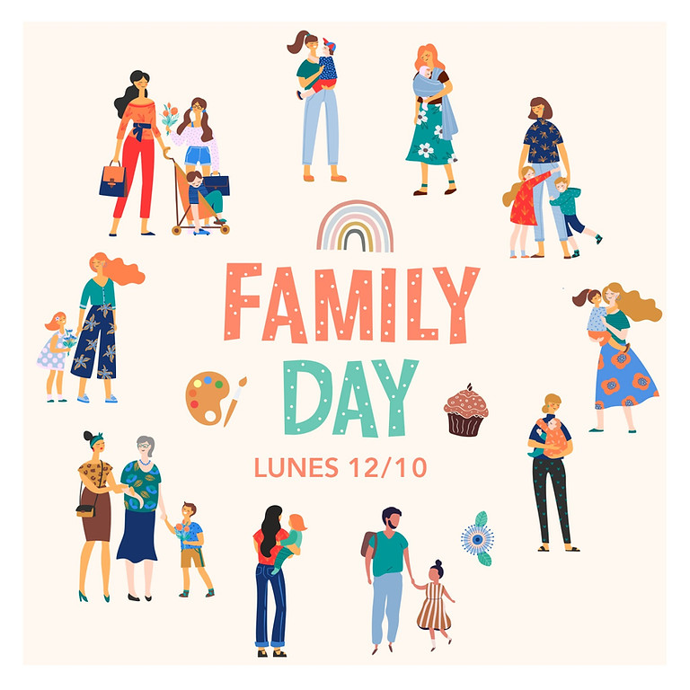 Family Day: ¡Hola Verano!