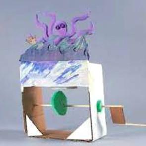 Automatas: Esculturas en movimiento