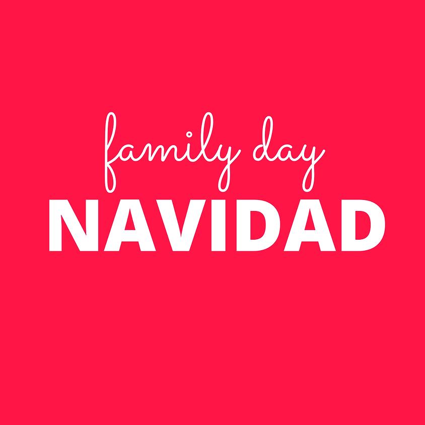 Family Day Navidad