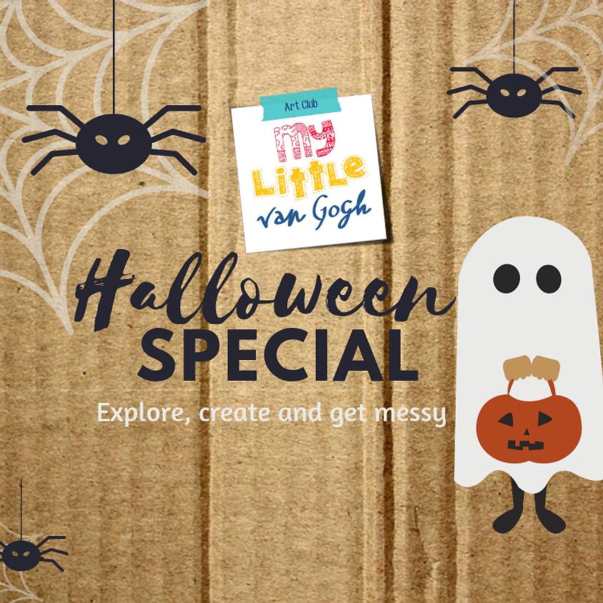 Amsterdam Halloween Special (1-3 yrs) 2021