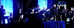 Performing for President Obama