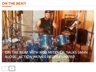 Modern Drummer, Discmakers, more shows