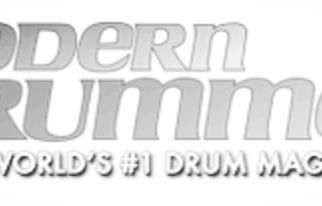 Modern Drummer Feature!