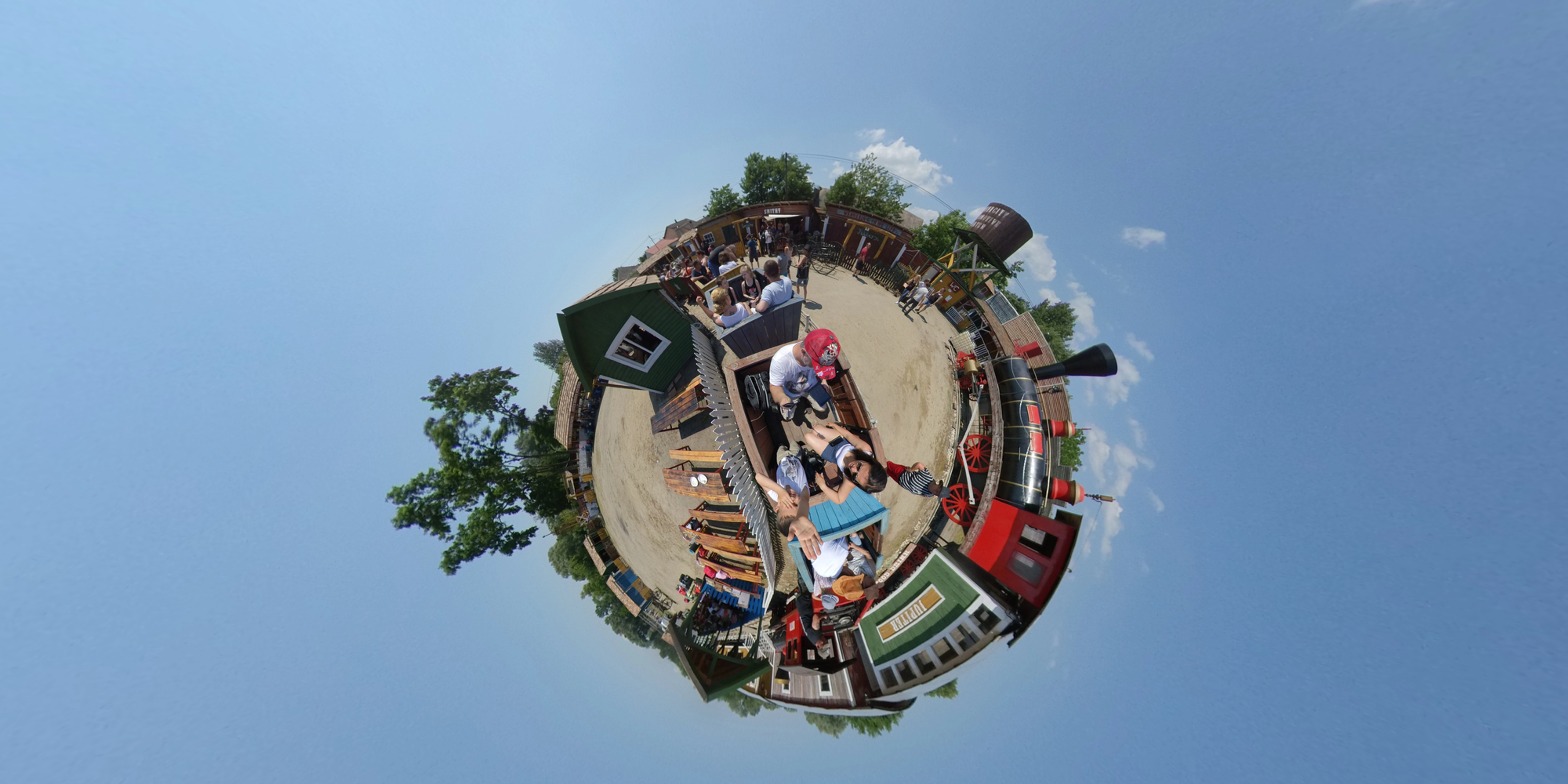 360 Photography and Video