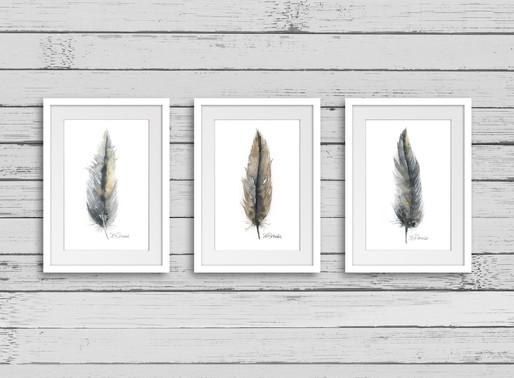 Lucky Feather Trio