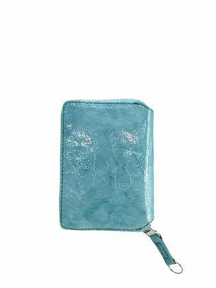 PAULINE mini Wallet light blue