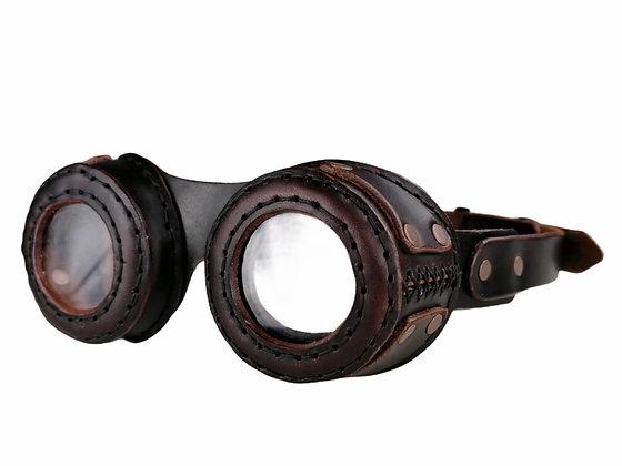 Steam Punk Brille