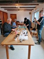 Astrid Jansen Leder Gürtel Workshop