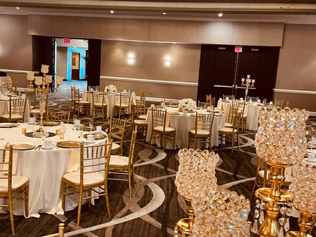 Sheena & Arun's Wedding Reception!