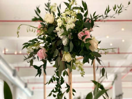 A Beautifully Eventful Wedding Weekend!