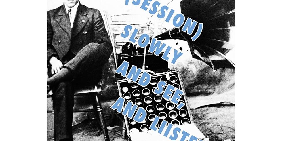 「2000年代前半って何聴いてました?」Peel (session) slowly and see, and listen.