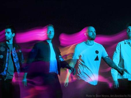 Coldplay estreiam novo single, ''Higher Power'', no espaço