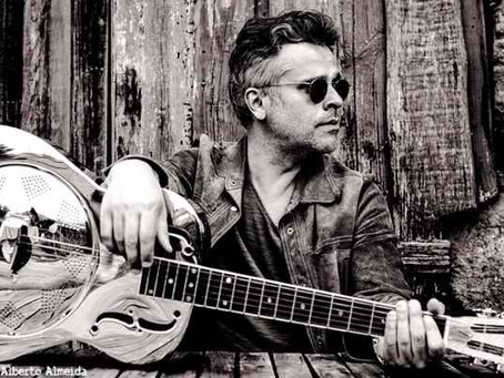 António Mão de Ferro apresenta o single ''Time''