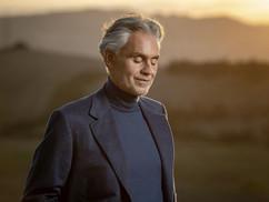 Andrea Bocelli - 10.º aniversário de um dos maiores álbuns ao vivo da história, já nas lojas