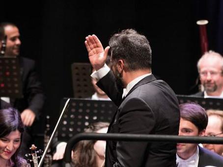 Auditório Carlos do Carmo em Lagoa, recebe a Orquestra Clássica do Sul