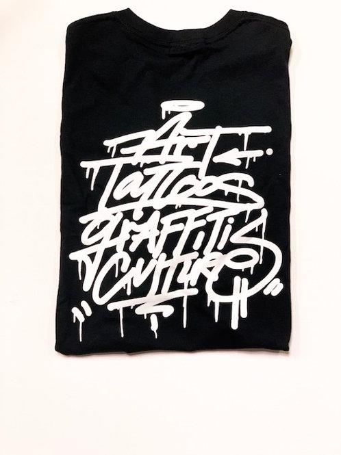 Art, Tattoos, Graffiti, Culture Shirt