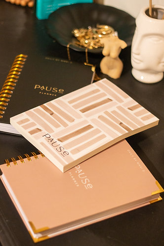 Pause Notebook- Lined notebook