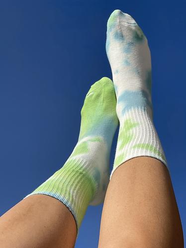 Humpday   Tie-dye Socks