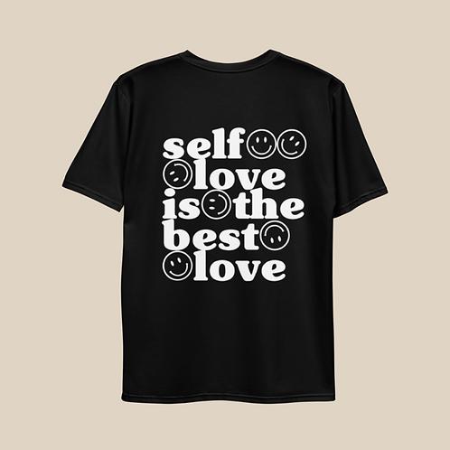 Self Love is the Best Love- Unisex Shirt