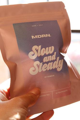 MDRN. Slow + Steady Calming Tea