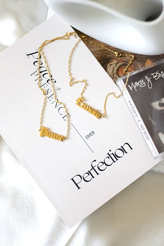 Mindfulness Is- Necklace Collection