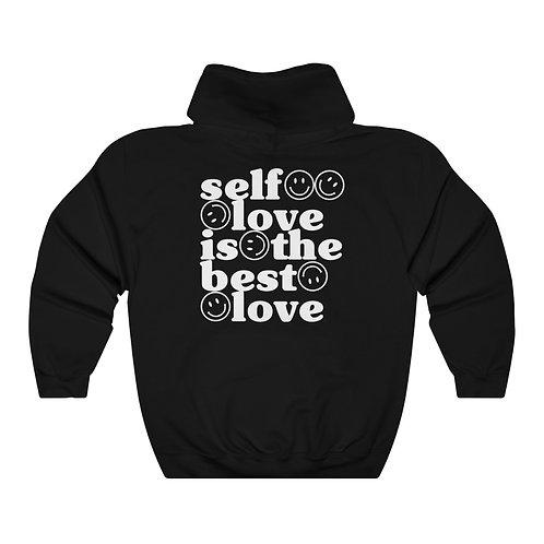 Self Love is the Best Love Hoodie- UNISEX