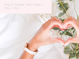 Millennial Marriage- The 5 Things Your Older Friends Didn't Tell You