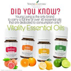 vitality oils YL