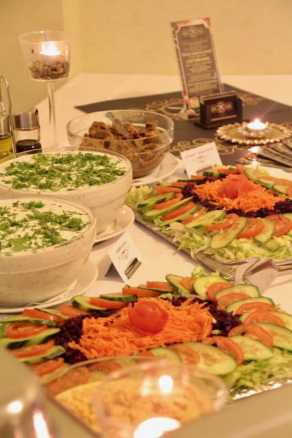 INdER BURG Catering