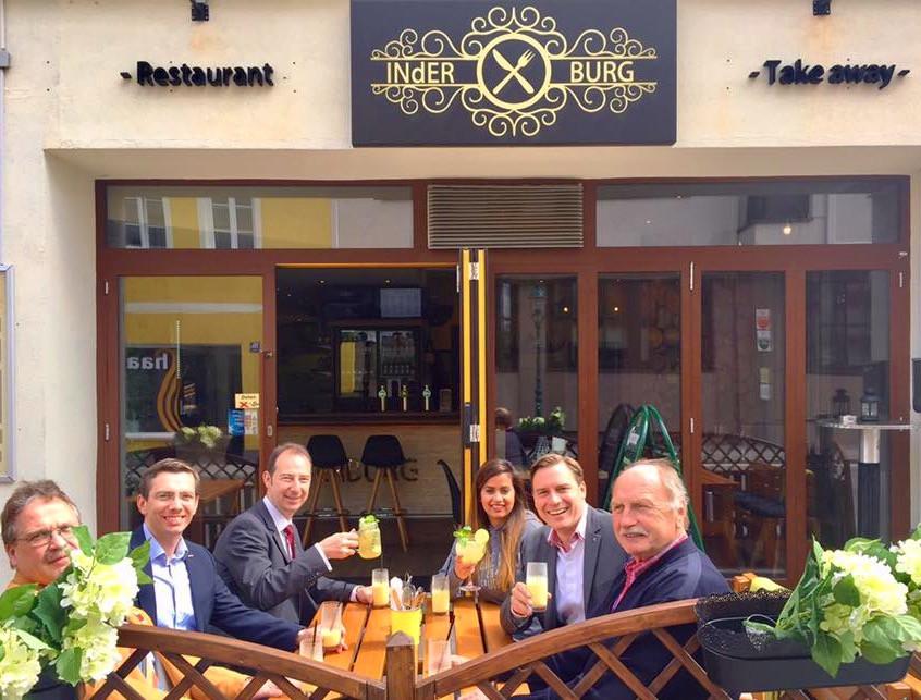 Indian restaurant with tasty food in Klosterneuburg - close to Vienna