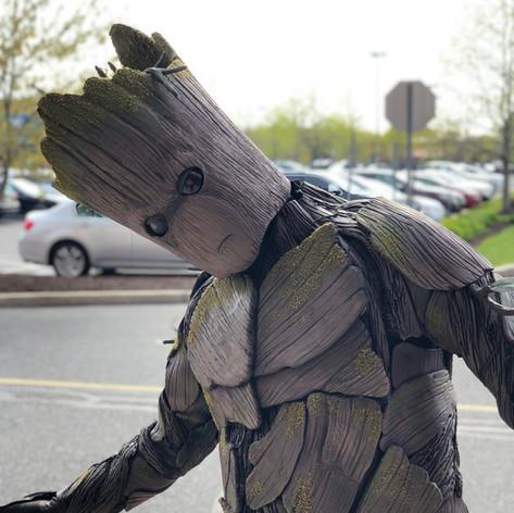 Groot Suit