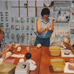 Katy's Porcelain Doll Making Class