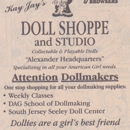 Attention Dollmakers!