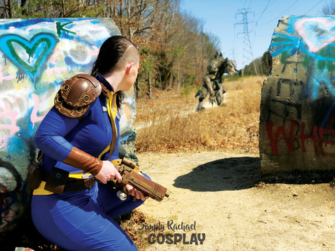 Fallout 4 Photoshoot