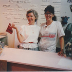 The Girls at the Boardwalk Countertop