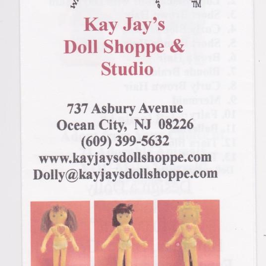 Design a Dolly Brochure