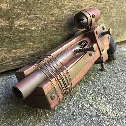 Fallout 4 Pipe Pistol