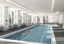 50-Foot Lap Pool