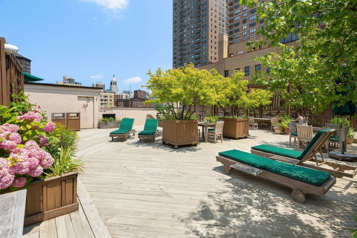 23 Waverly Place - Roof Deck