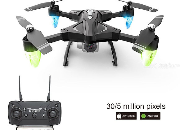 Foldable F69 6-Axis Quadcopter Drone with 4K Camera