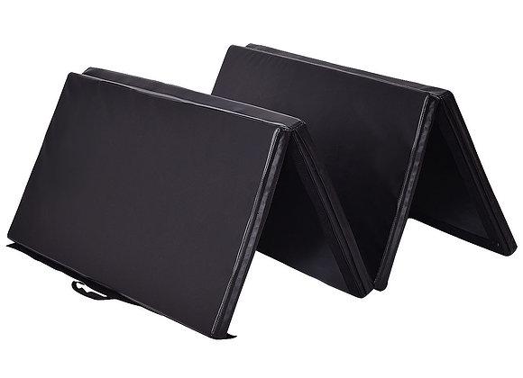 "4' x 8' x 2"" Folding Panel Gym Fitness Gymnastics Mat"