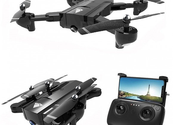 SG900 Wi-Fi Foldable RC Quadcopter Drone with HD 720P Camera