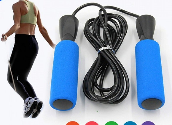 Fitness Jumping Rope Professional Training Adjustable Cable High Speed Skipping