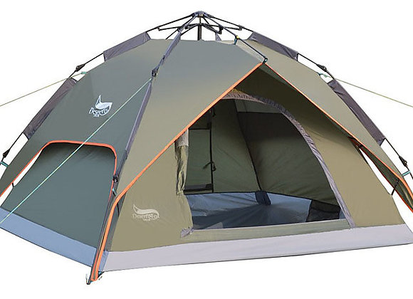 DesertFox® 3 Person Automatic Tent Waterproof UV Resistant
