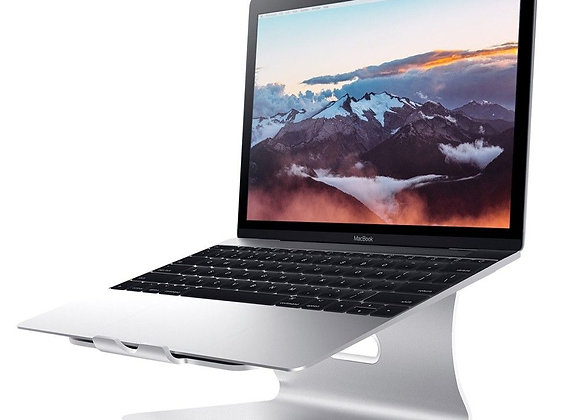 Laptop Stand Metal Personal Computer Holder For 13 - 17 Inch PC