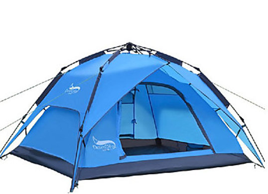 DesertFox® 4 person Automatic Tent Waterproof