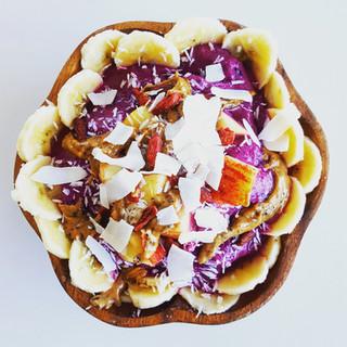Pitaya & 7 Seed Butter Bowl