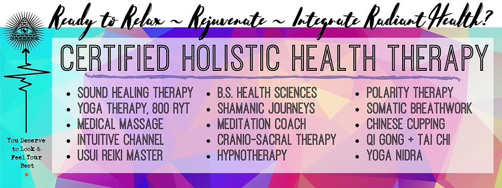 Reiki Sound Healing Massage Yoga Therapy