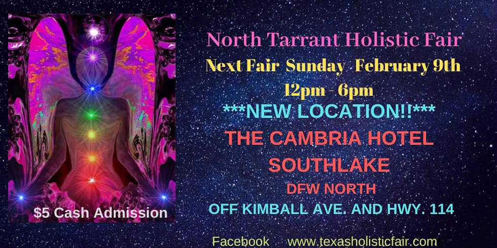 North Tarrant Holistis & Psychic Fair