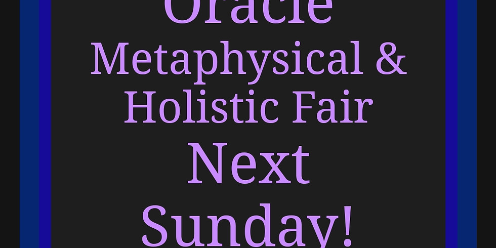 Elysian Oracle and Psychic fair